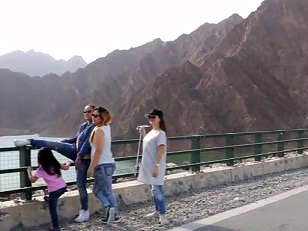 Hatta Mountains Tour